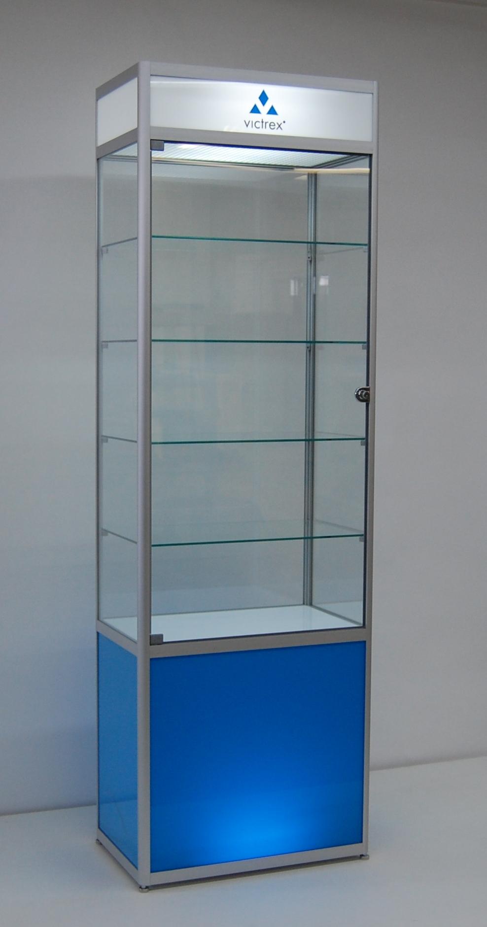 Muebles de vidrio para kiosco 20170802104307 - Muebles de vidrio ...