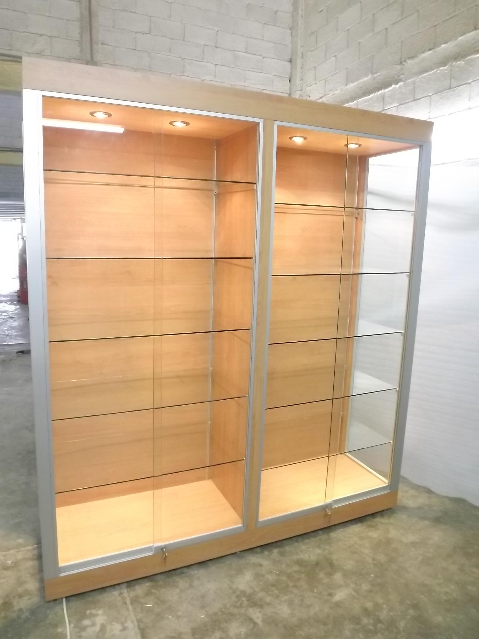 vitrinas de cristal baratas vitrinas vitrina vitrinas exhibidores exhibidor